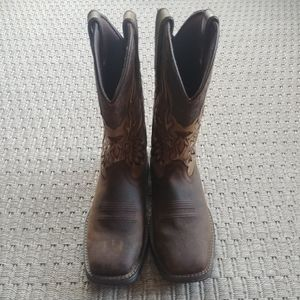 Nearly New Durango Rebel Cowboy Boot Sz 9D Men's